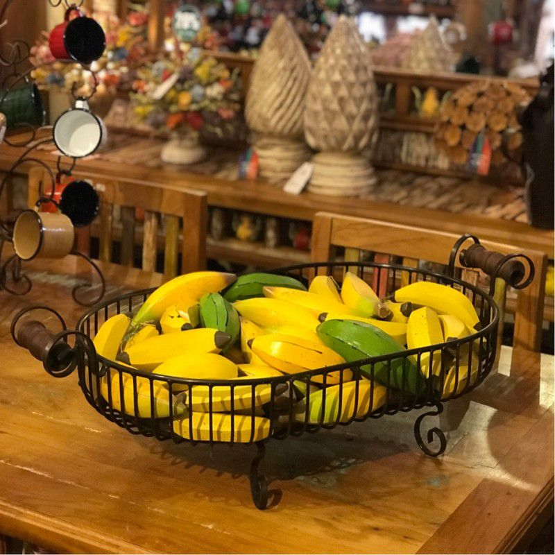 Fruteira Oval