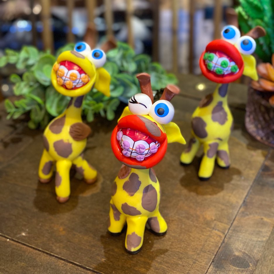 Girafa de Aparelho M