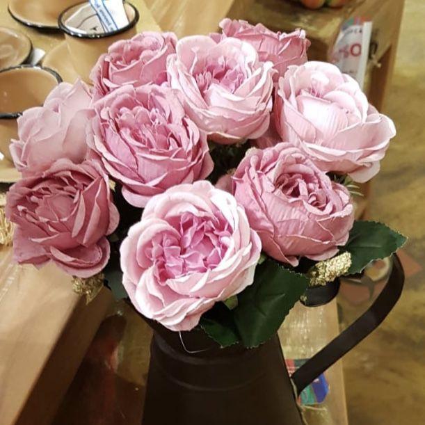 Jarro e Flores