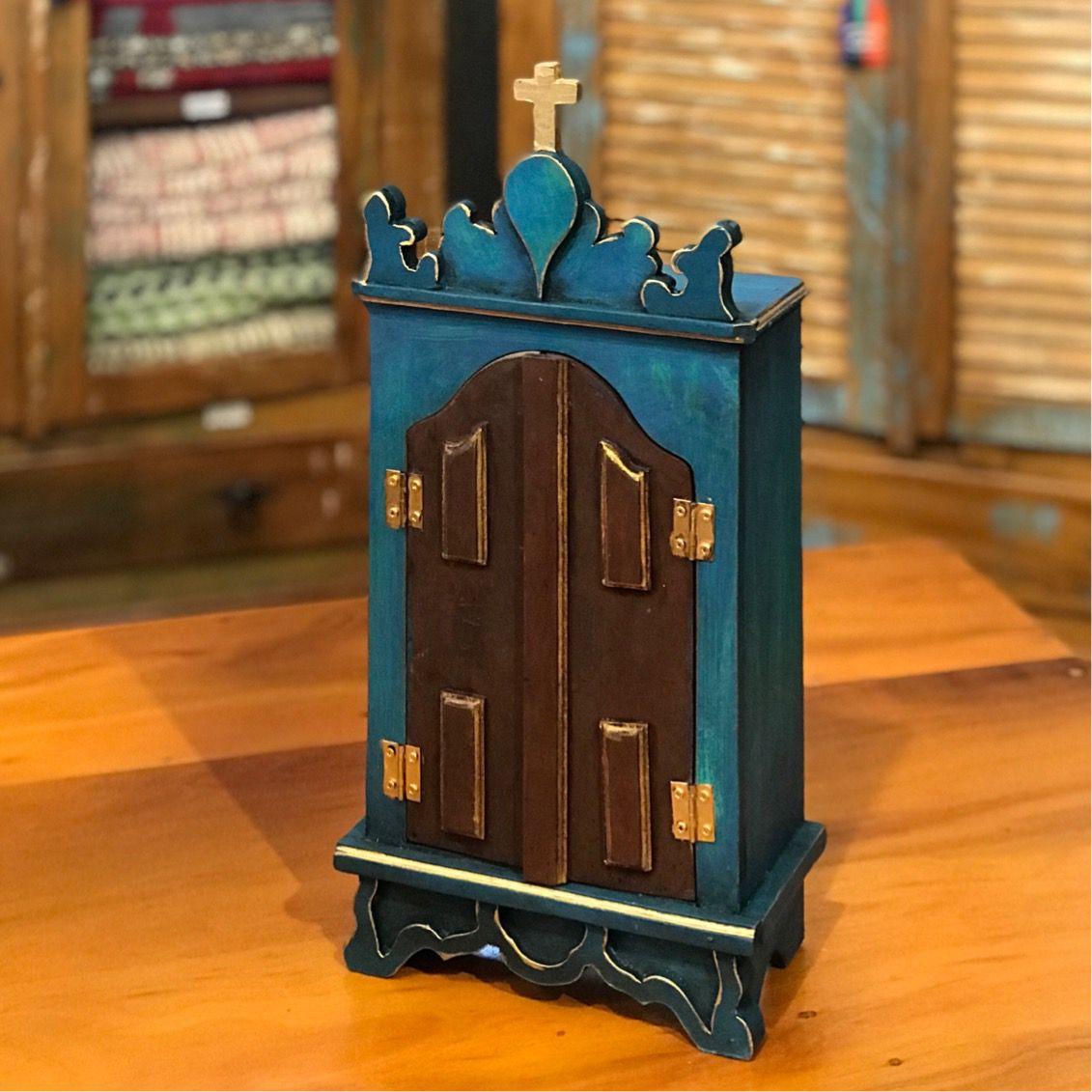 Oratório com Portas