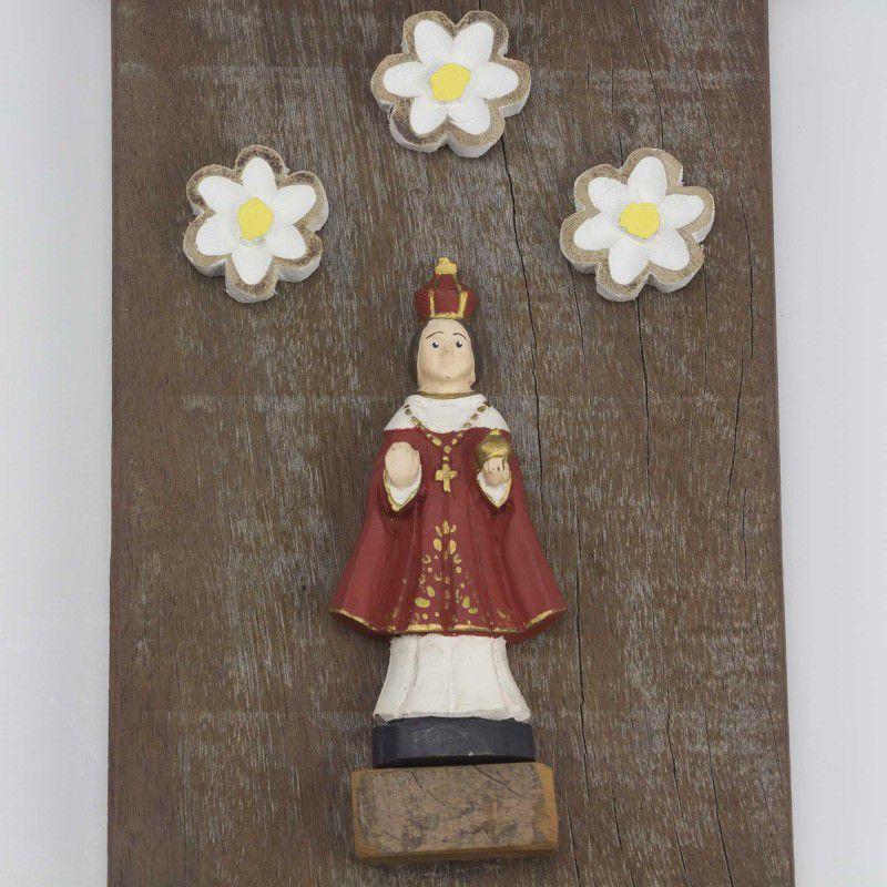 Painel Altarzinho Menino Jesus de Praga
