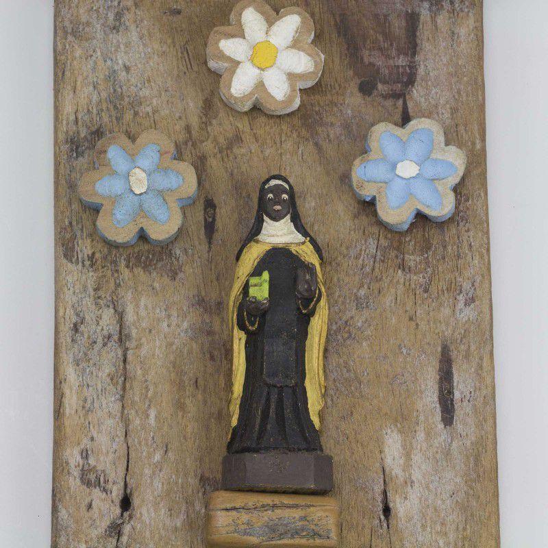 Painel Altarzinho Santa Efigênia