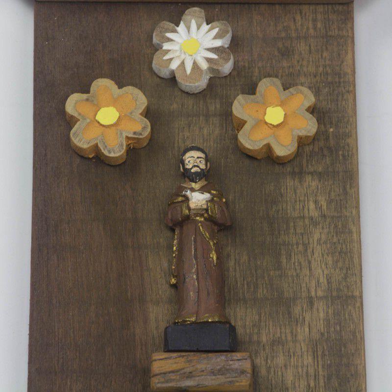Painel Altarzinho São Francisco de Assis