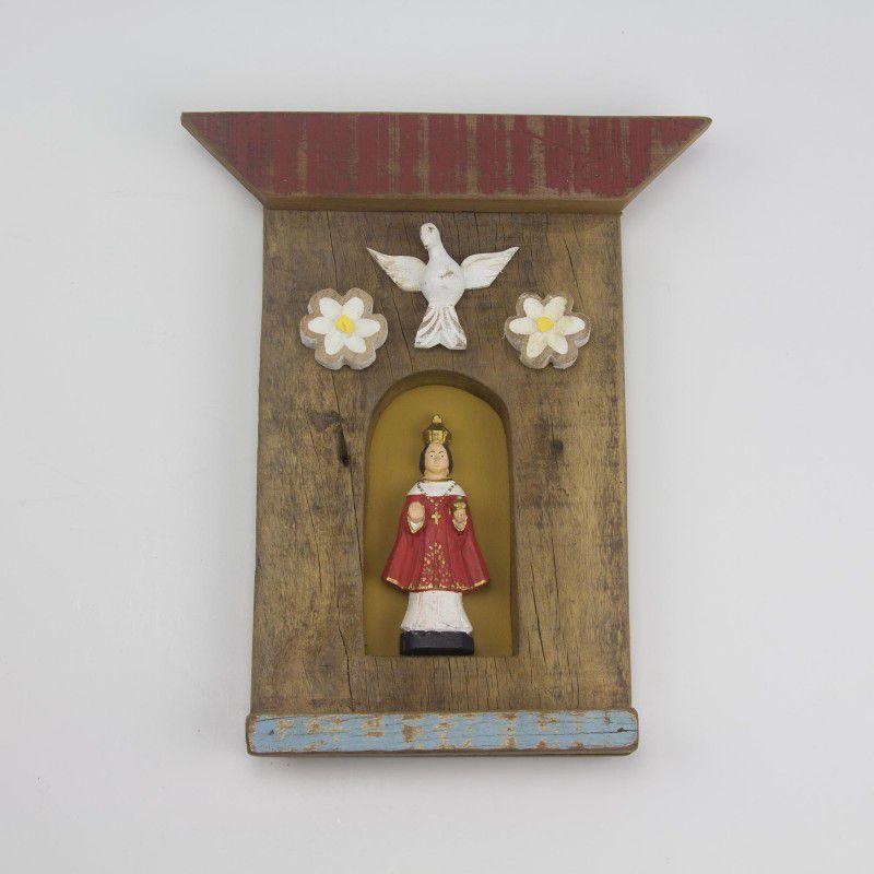 Painel Capelinha Menino Jesus de Praga