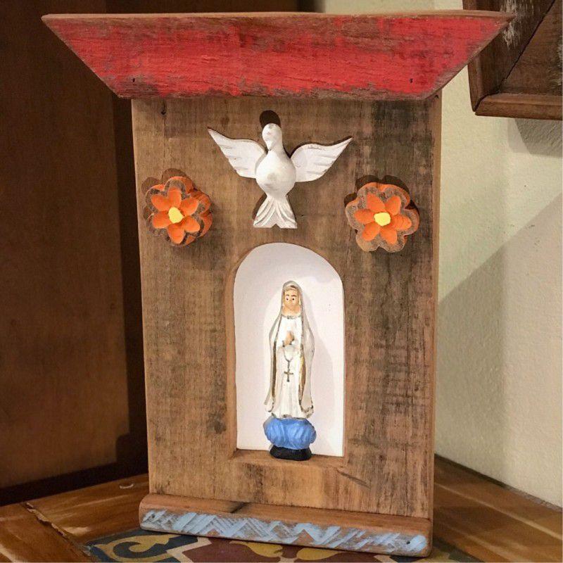 Painel Capelinha Nossa Senhora de Fátima