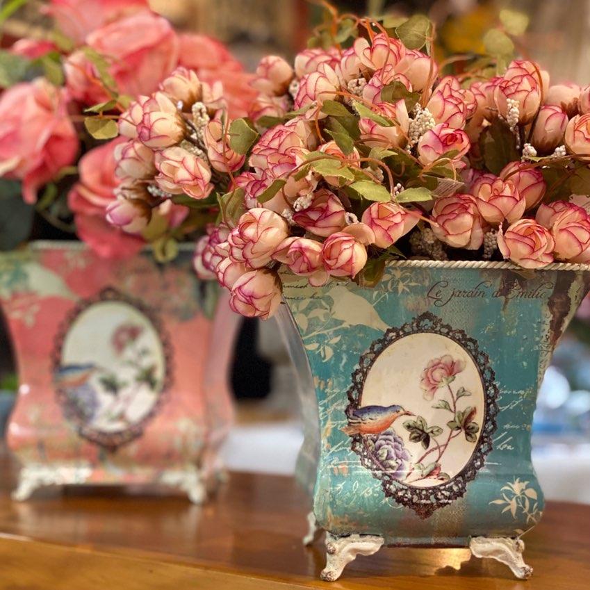 Vasos de Zinco