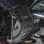 BOTA DE MOTOQUEIRO MOTOCICLISTA MASCULINA TEXX SUPER TECH V2 PRETO