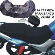 CAPA PARA BANCO DE MOTO TMAC TÉRMICA