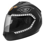 CAPACETE FLY INFANTIL FUN POWER PRETO