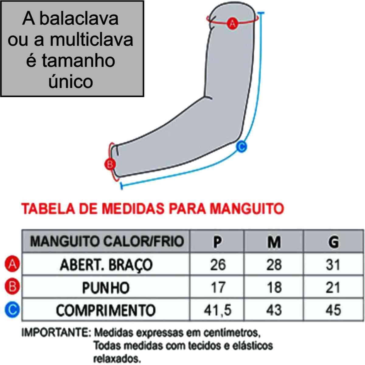 BALACLAVA GO AHEAD SEGUNDA PELE EXTREME + MANGUITO ULTRA FRIO EXTREMO INVERNO