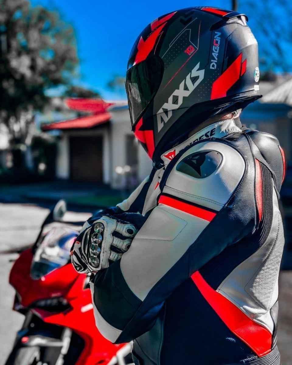 CAPACETE DE MOTO MASCULINO AXXIS EAGLE DIAGON MATT BLACK RED PRETO CINZA VERMELHO FOSCO