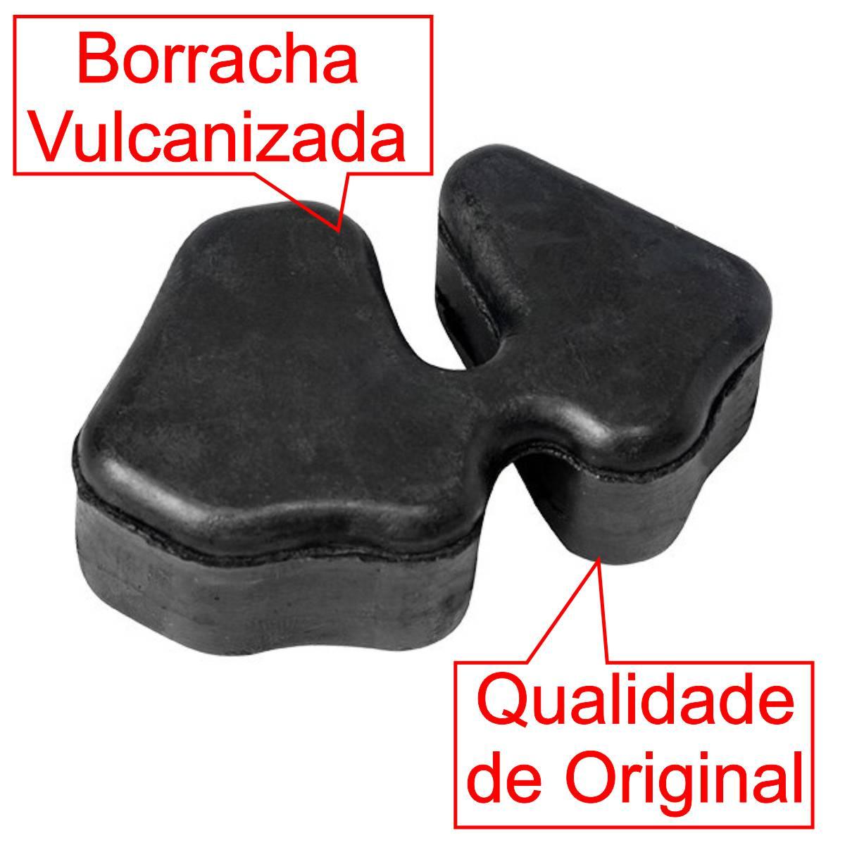 COXIM BRANDY CUBO TRASEIRO BORRACHA RODA MOTO HONDA CBX 250 TWISTER CB 250F CB300R JOGO COM 4 PEÇAS