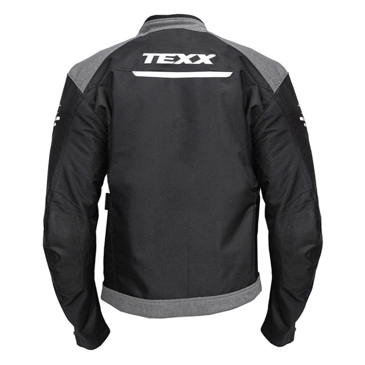 JAQUETA MOTOQUEIRO TEXX DEFENDER ESPORTIVA IMPERMEÁVEL MOTOCICLISTA 3G + BLUSA SEGUNDA PELE UV 50+