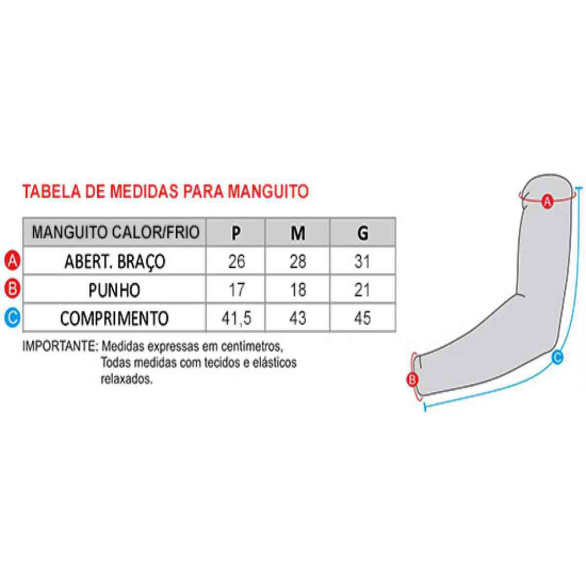 MANGUITO BASEÁGUA SEGUNDA PELE MANGAS DE PROTEÇÃO LISO