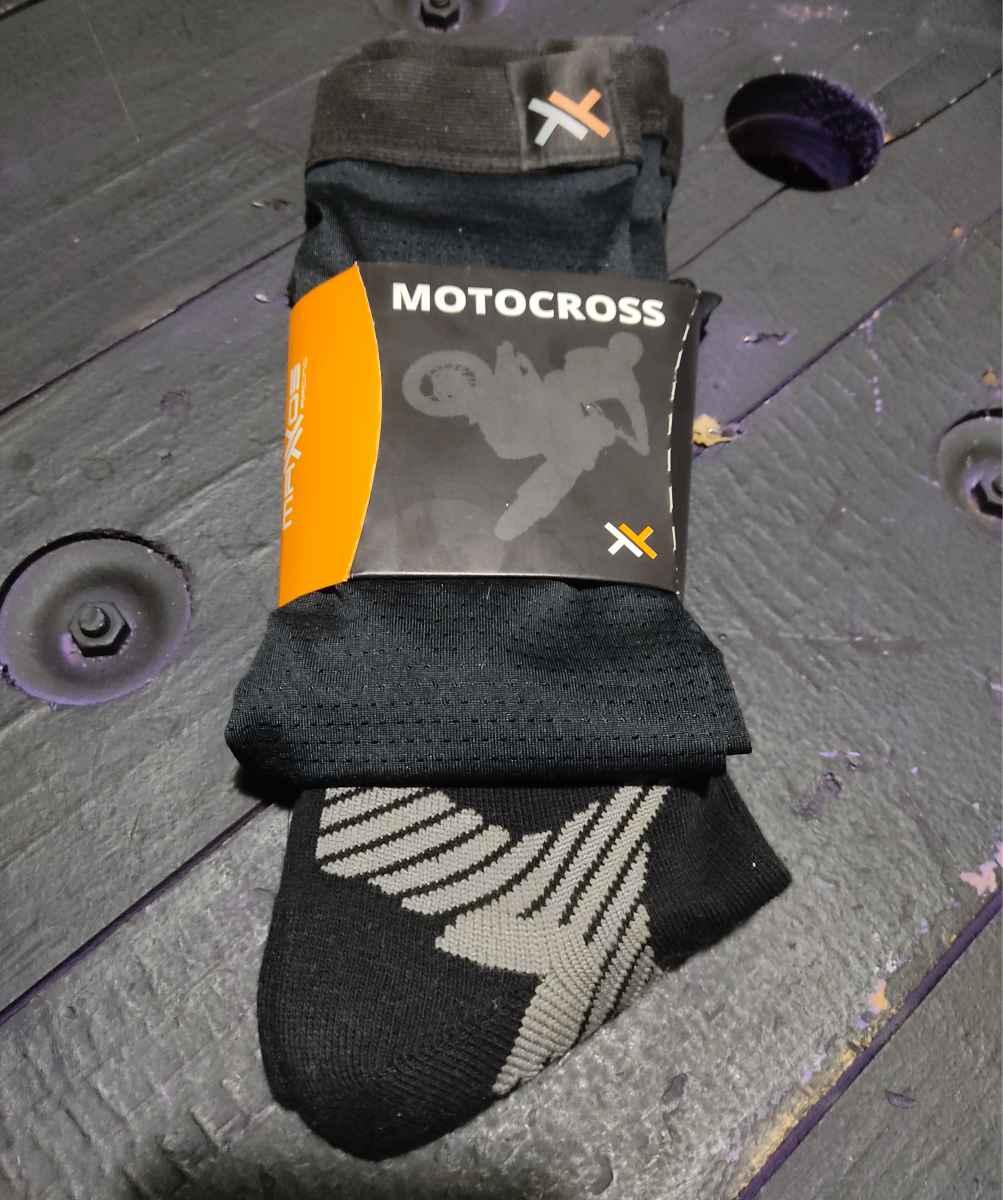 MEIA MOTOCROSS MATTOS RACING BRACE PRO OFF ROAD CROSS LONGA