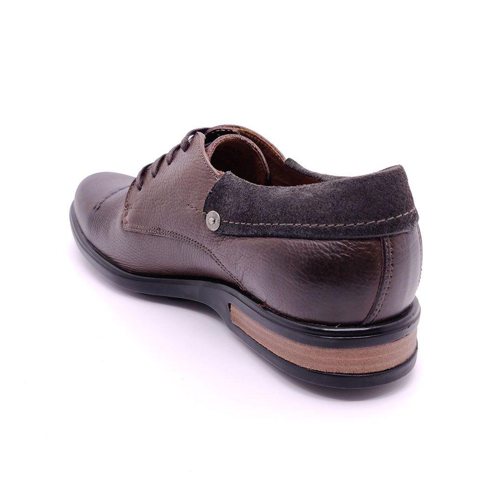 Sapato Anatomic Gel Couro - 6220