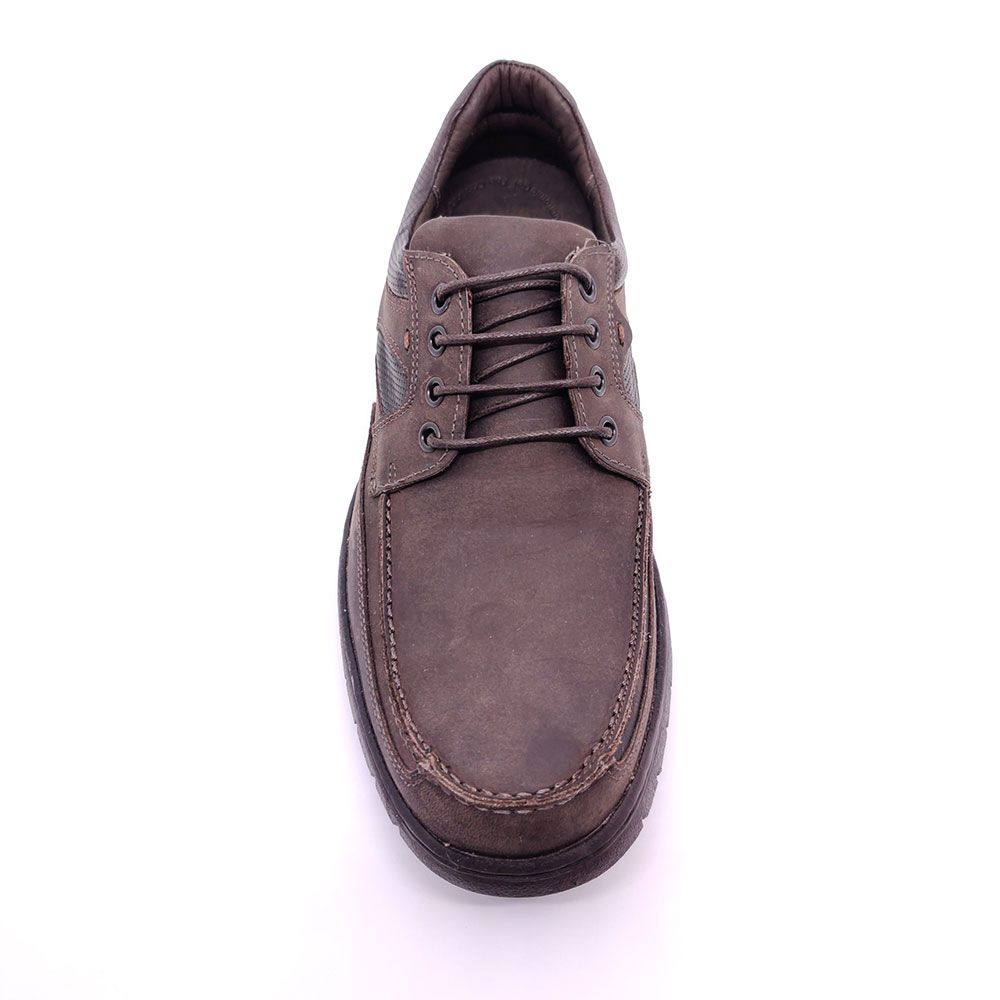 Sapato Anatomic Gel 7909 Mustang Brown