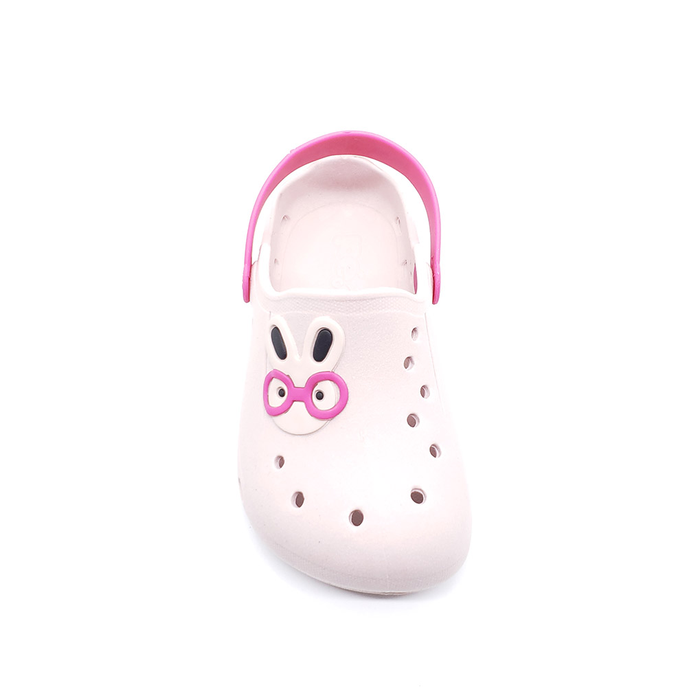 Babuche/ Crocs Infantil Menina Pé com Pé 55612