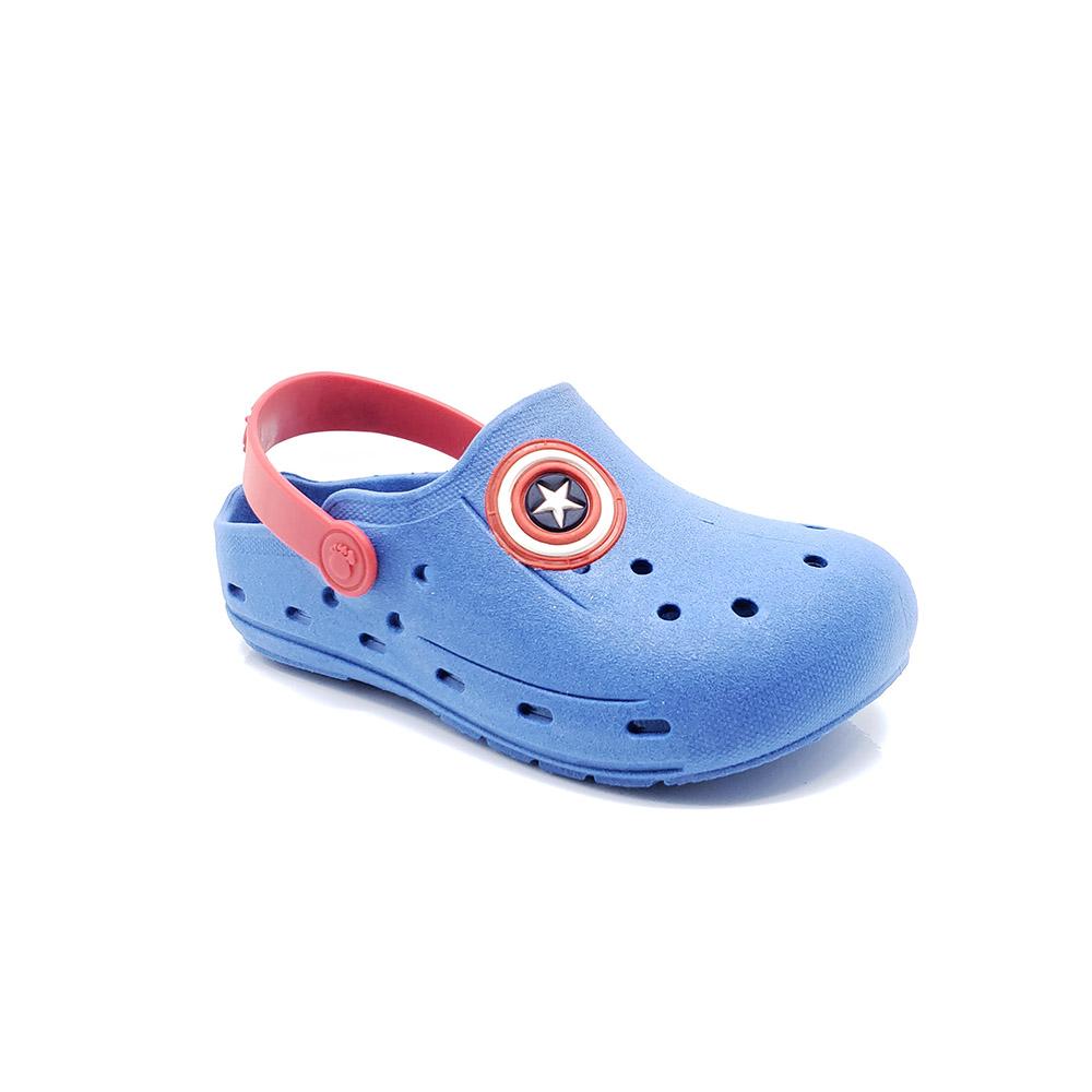 Bacuche/ Crocs Infantil Menino Pé com Pé 55613