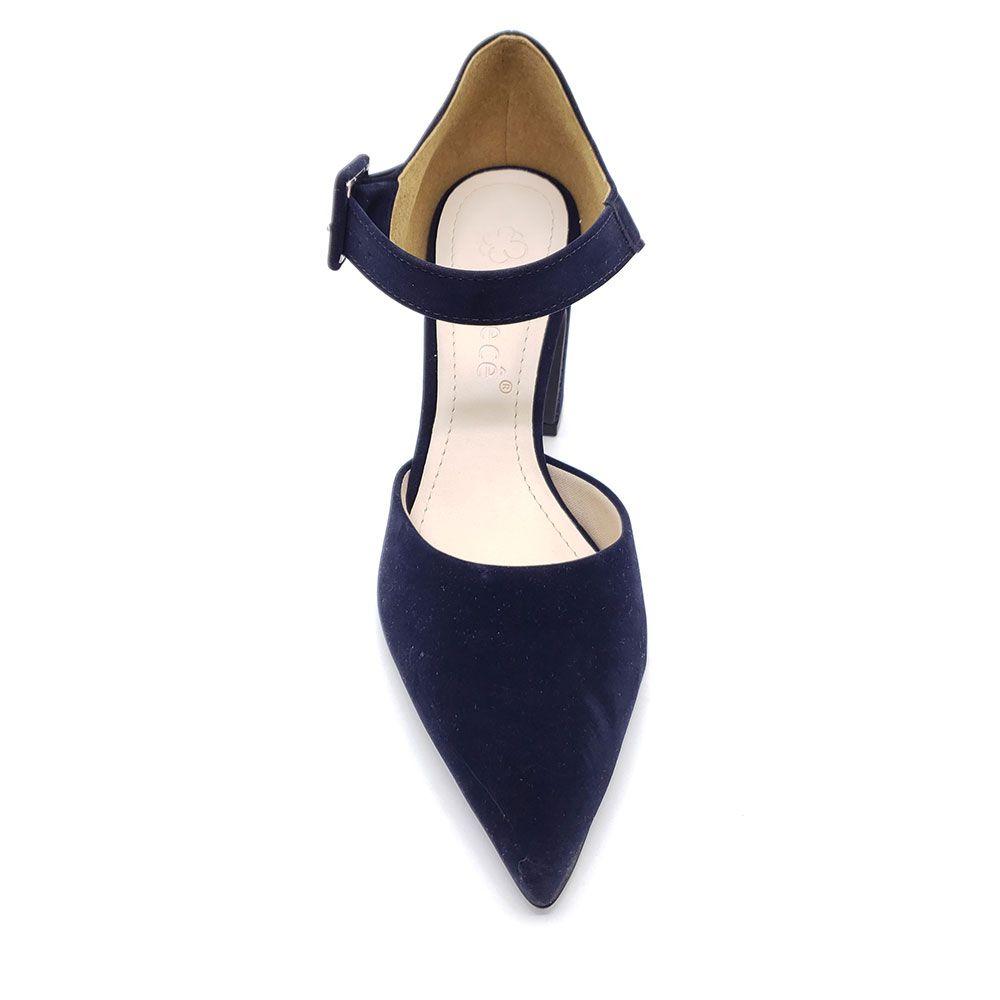 Sapato Bebecê Bico Fino 7018-125