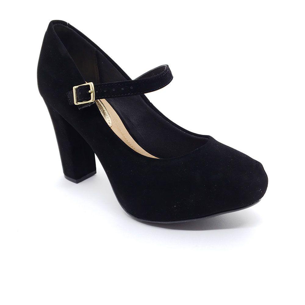 Sapato Boneca Beira Rio Conforto - 4788203