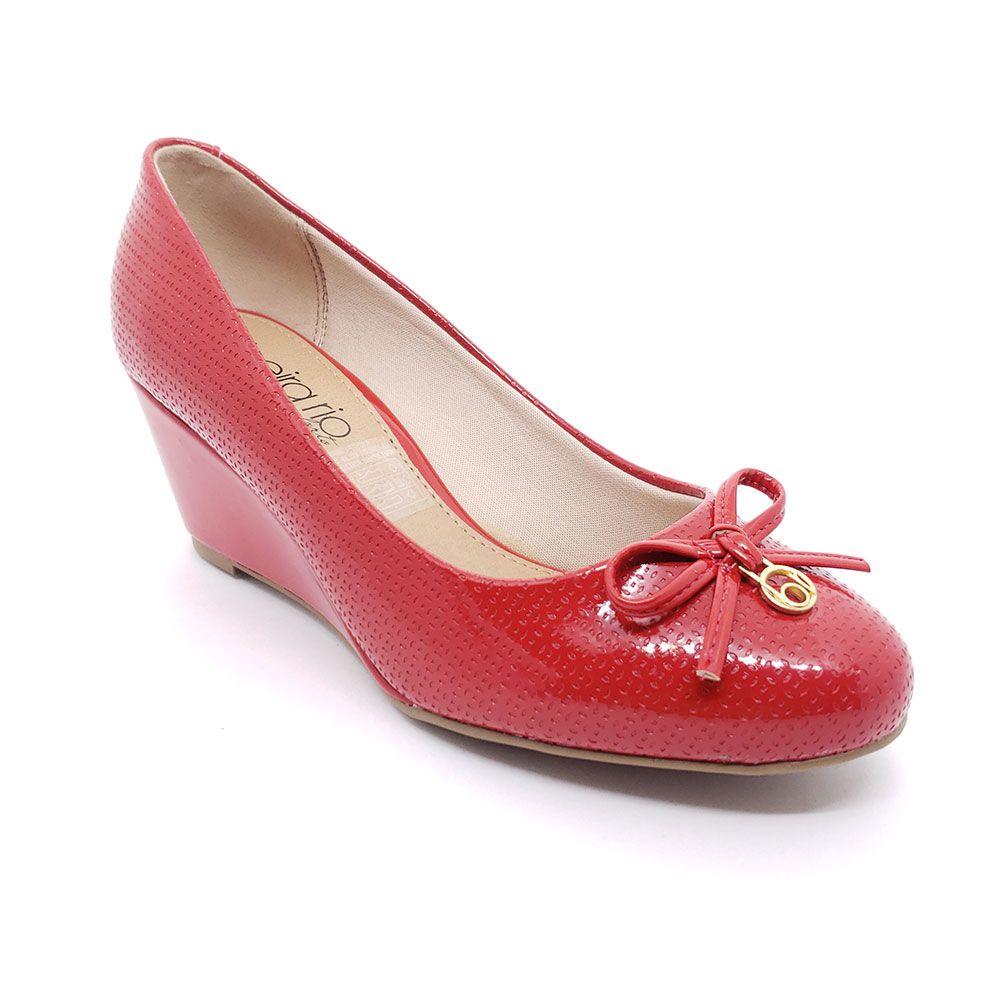 Sapato Anabela Beira Rio - 4791.413