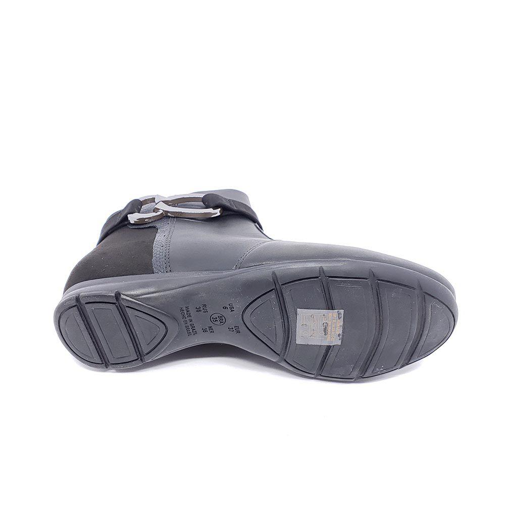 Bota ComfortFlex Cano Curto 2091303