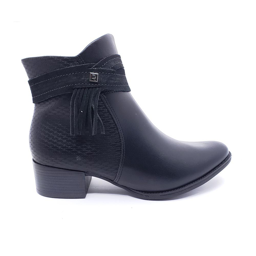 Bota Ramarim Ankle Boot Feminina 2059104