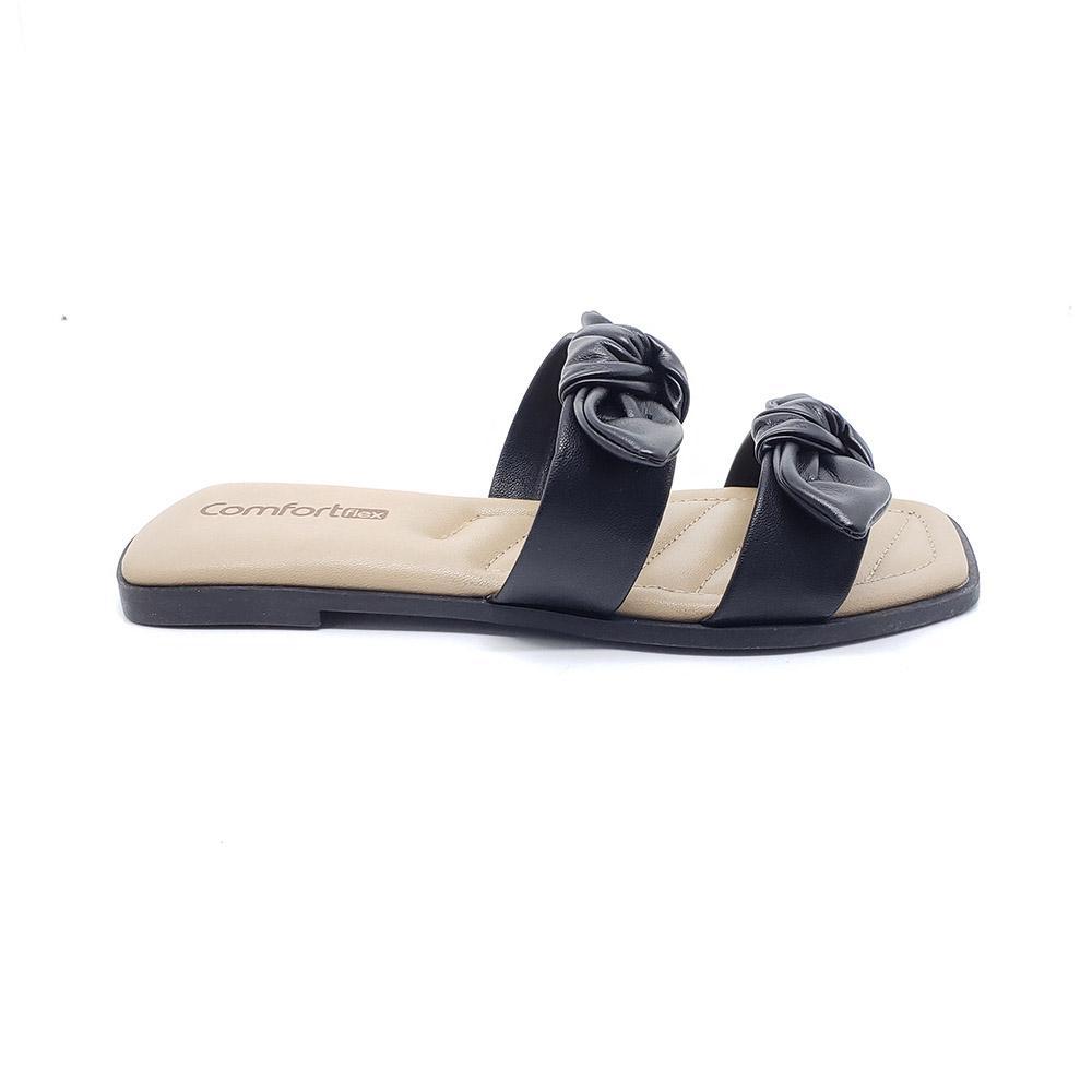 Chinelo Flat Feminino Comfortflex 2141403