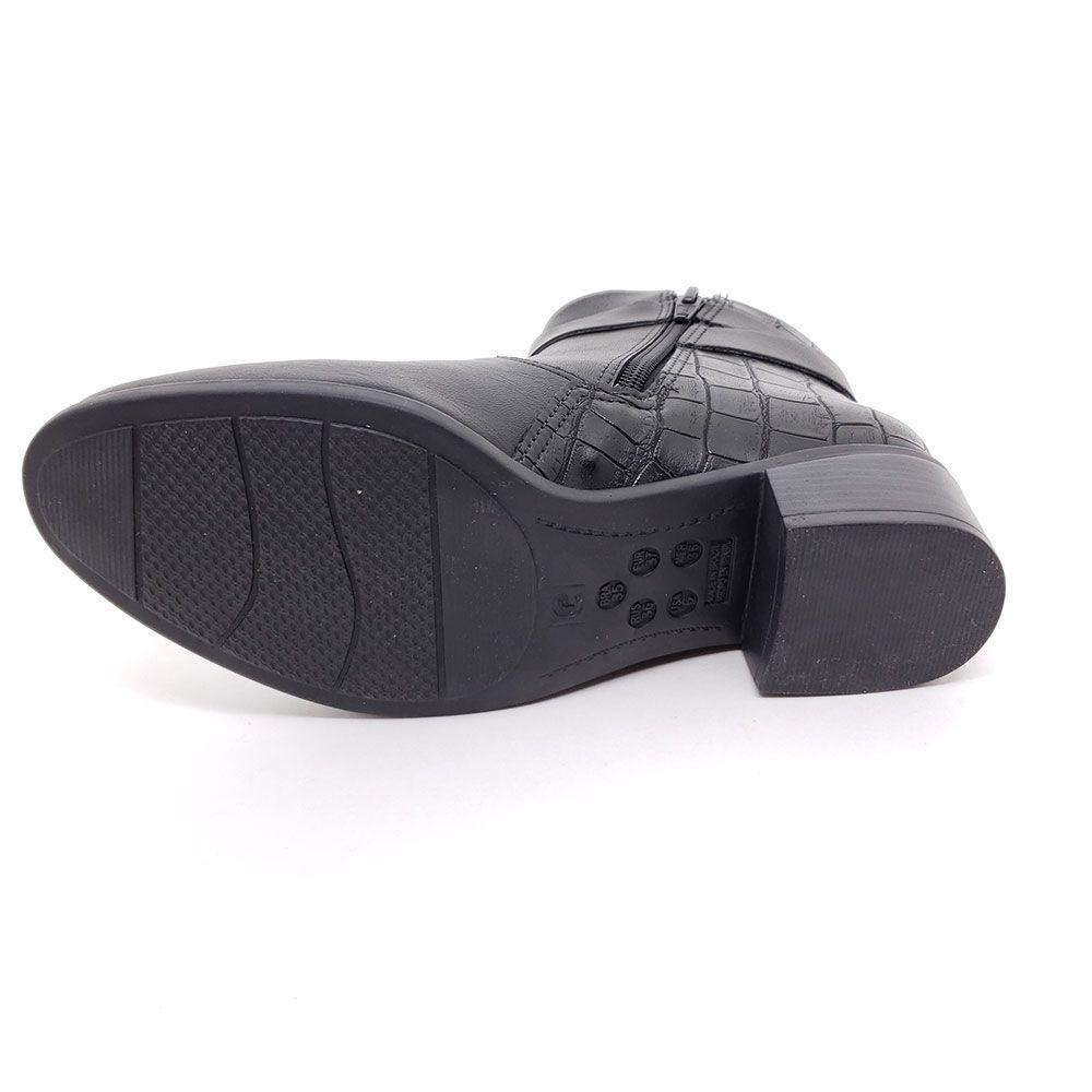 Bota Ankle Boot ComfortFlex - 1981304