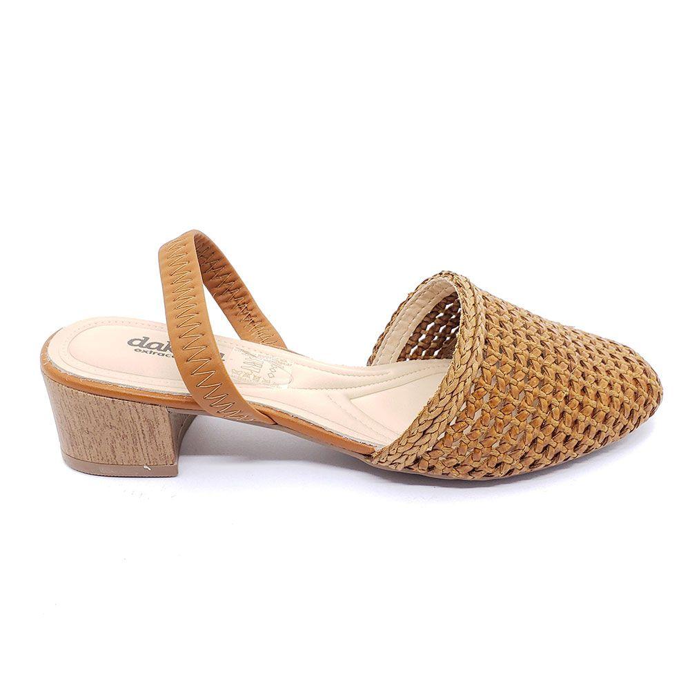 Sapato Feminino Mule Slingback Dakota