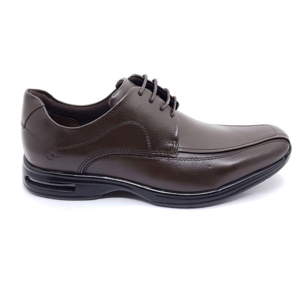 Sapato Air Spot Democrata em Couro - 448026
