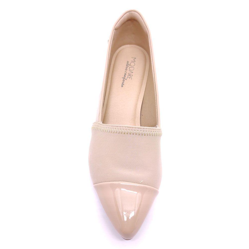 Sapato Modare Salto Médio Grosso - 7340.105