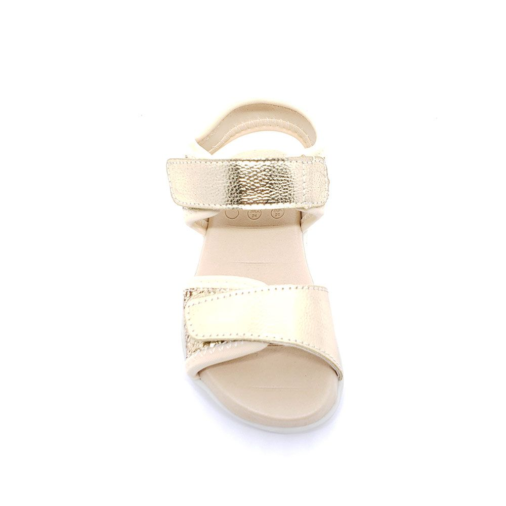 Papete Bibi Infantil Menina Glitter Ouro
