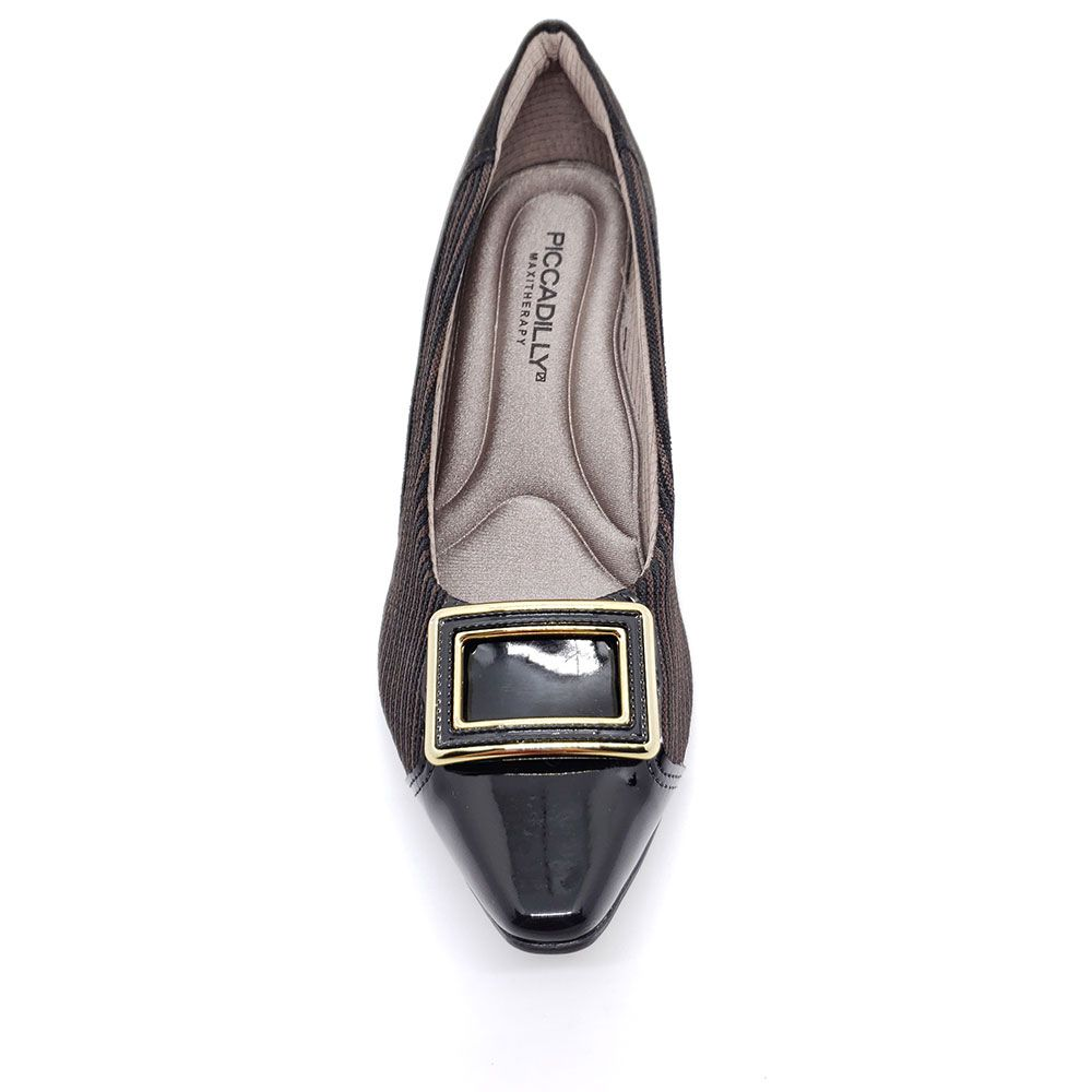 Sapato Bico Fino Piccadilly - 744070