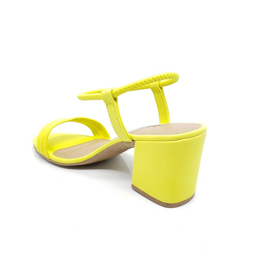 Sandália Dakota Salto Bloco Z6222