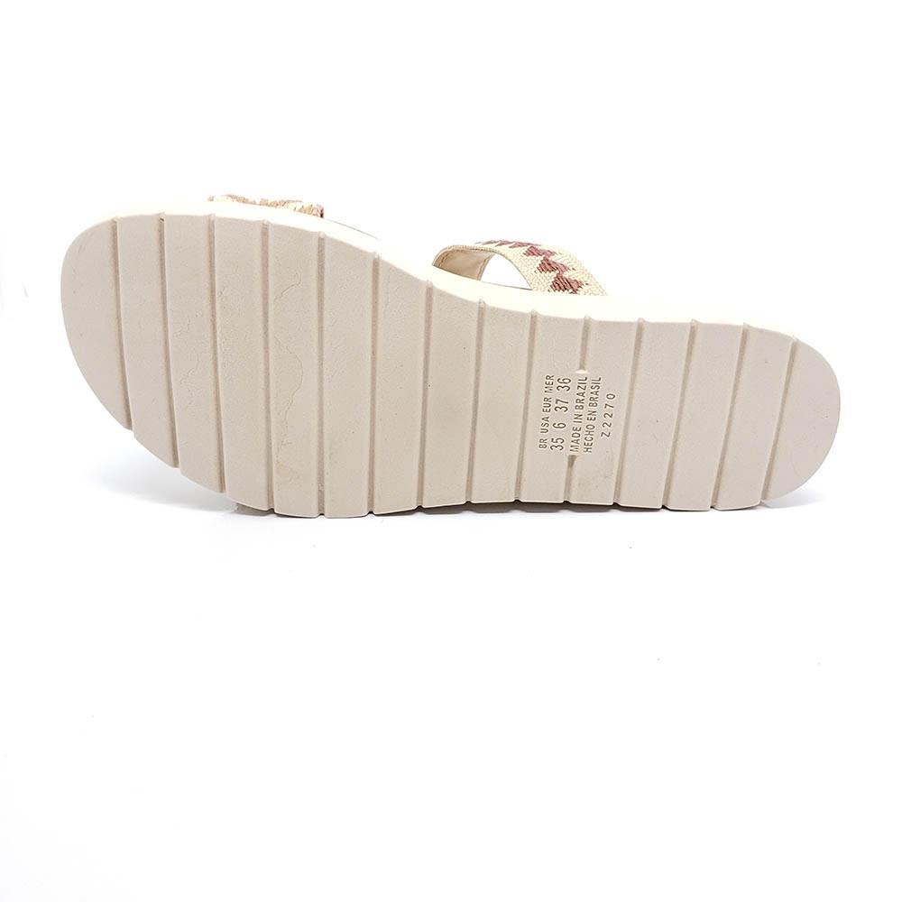 Sandália Dakota Slide Artesanal Z7451