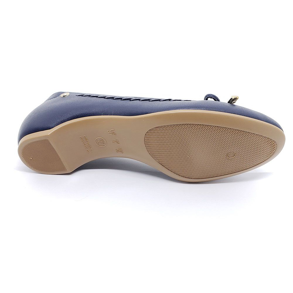 Sapato Santinelli Salto Baixo 1264-026