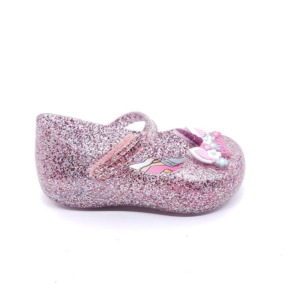 Sapatilha Baby Barbie Raibow Grendene 22200
