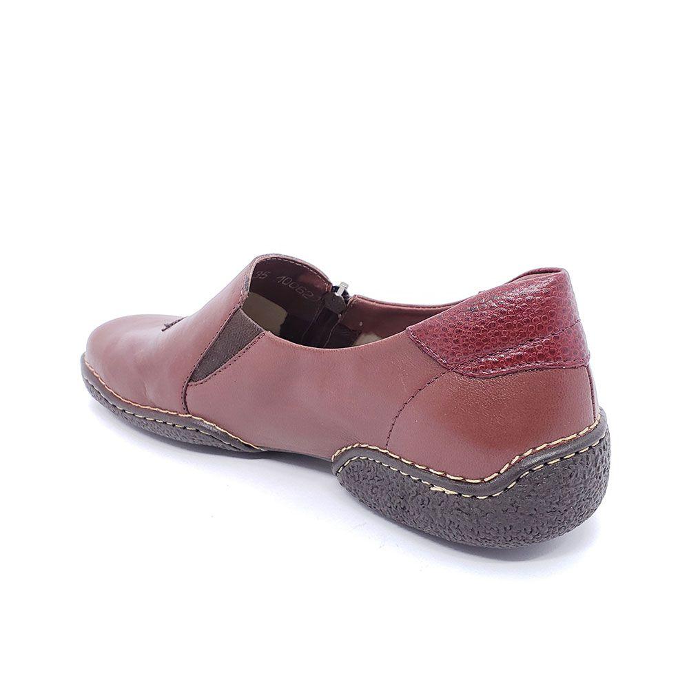 Sapatilha J Gean Couro - CL0051