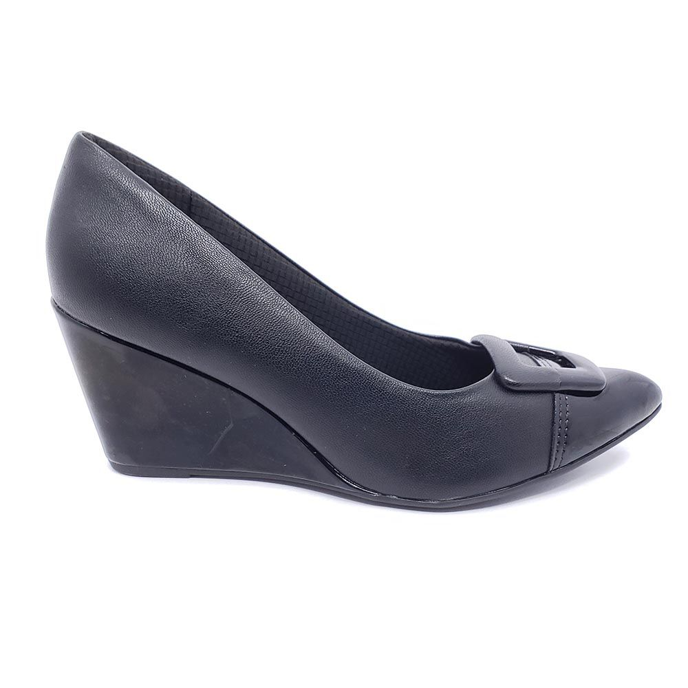 Sapato Anabela Piccadilly 743004