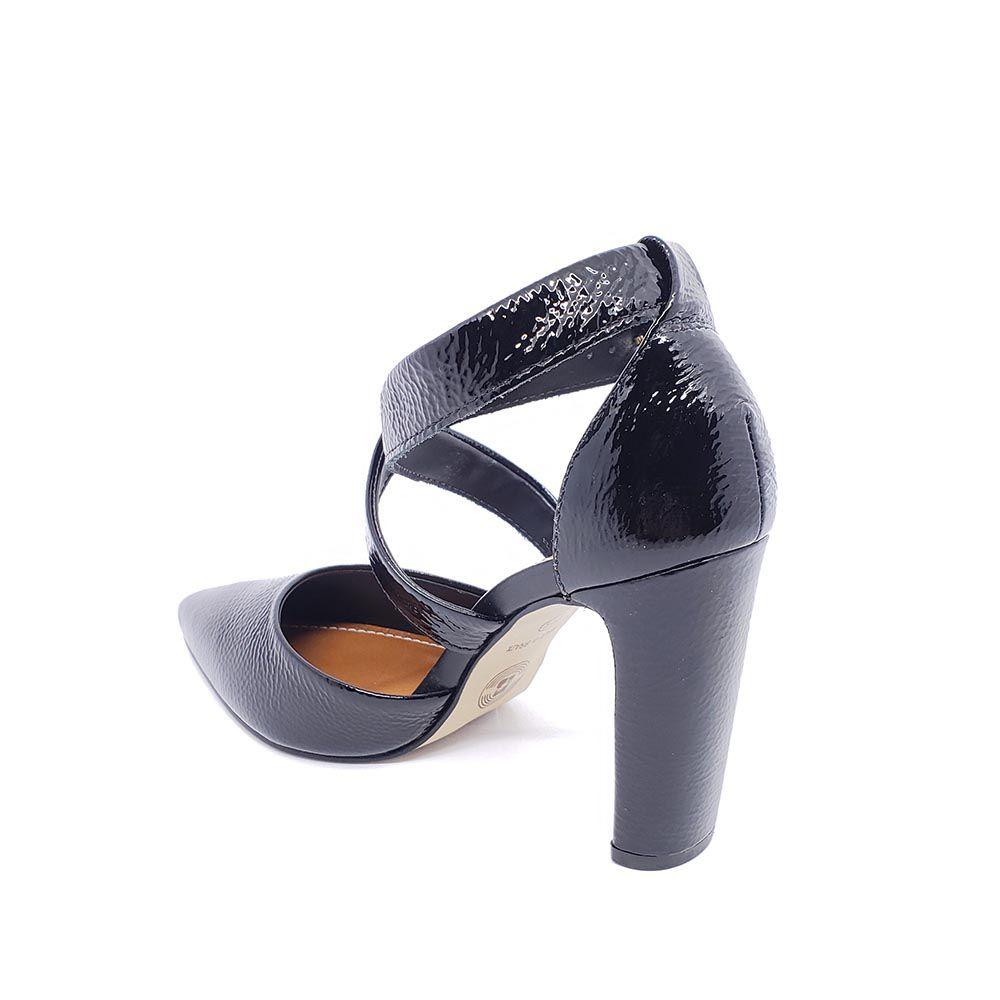 Sapato Bottero Couro Verniz 317804