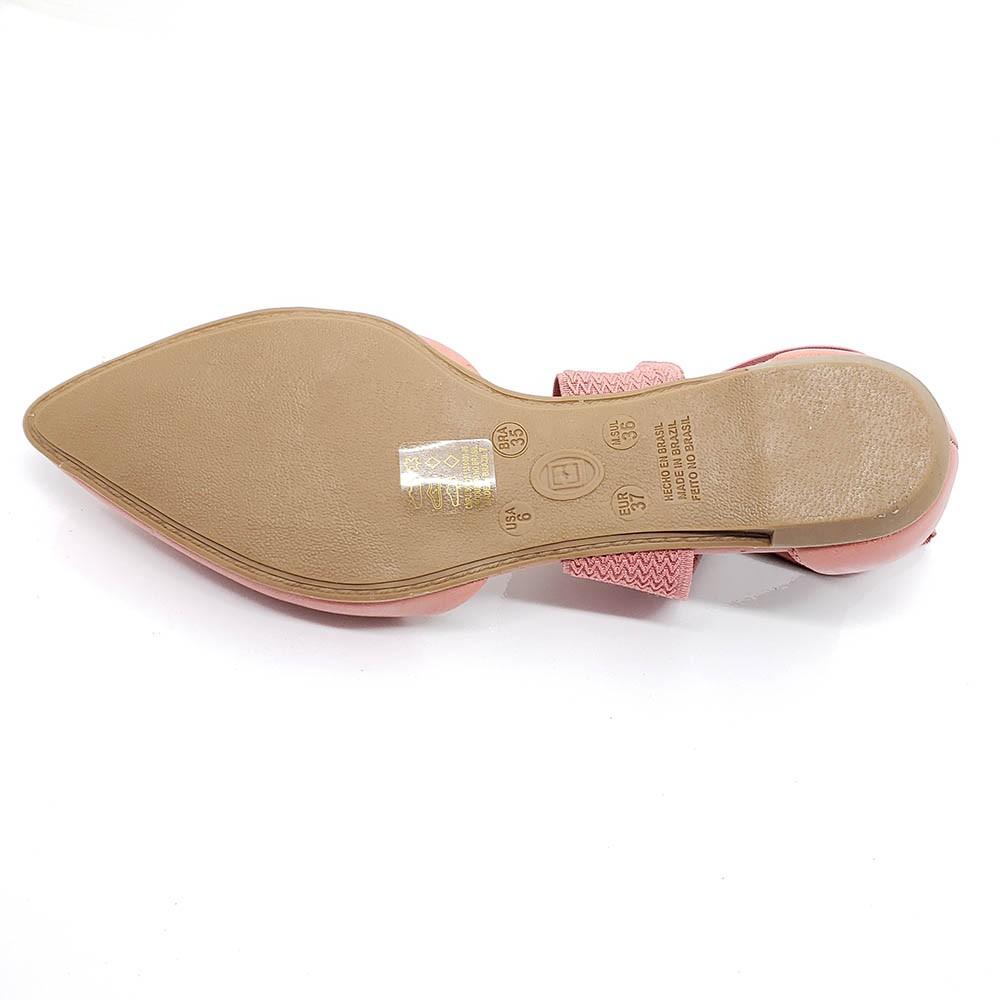 Sapato Bottero em Couro com Elástico 321201