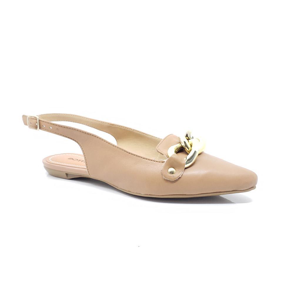 Sapato Bottero Slingback Feminino 326212