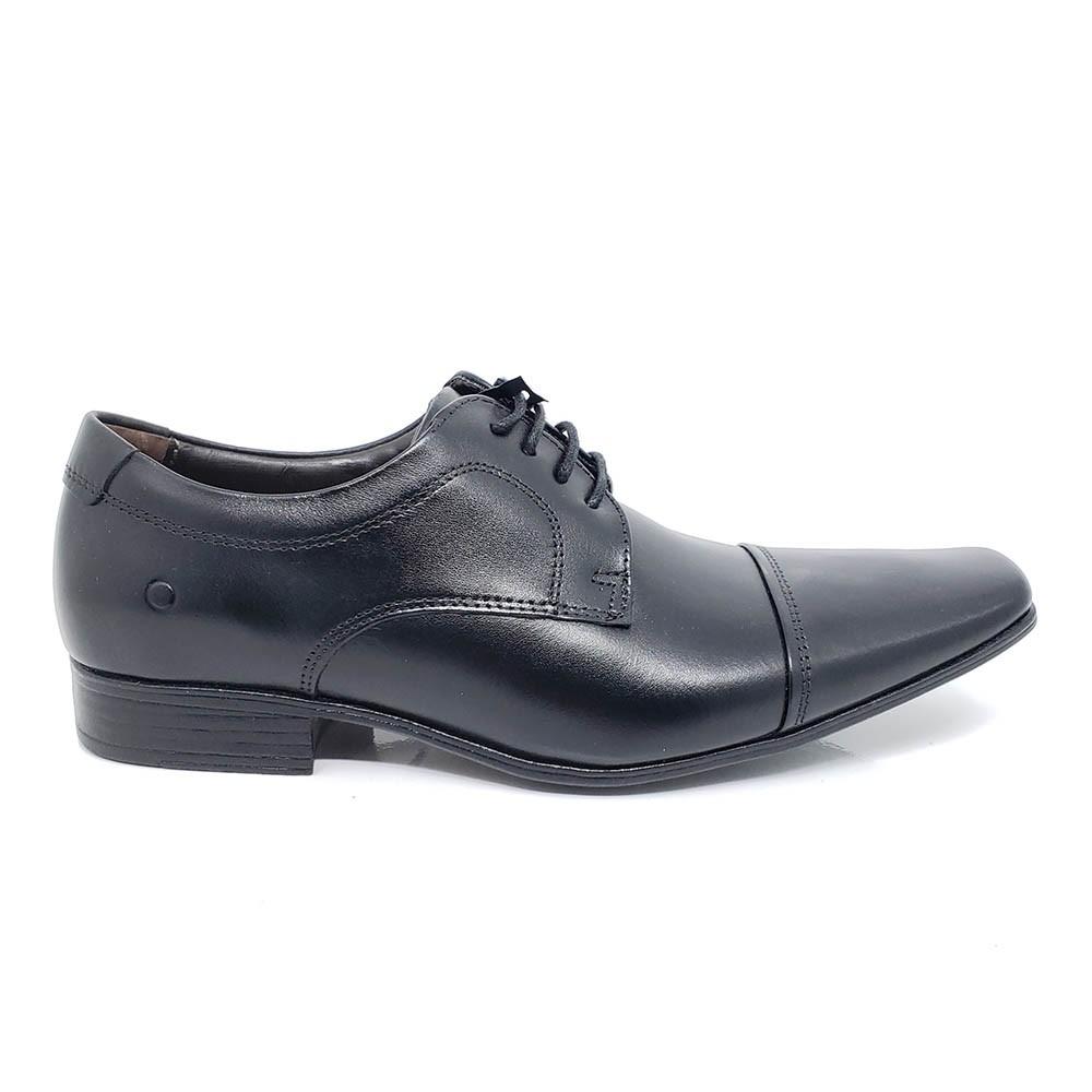 Sapato Democrata Couro 450052