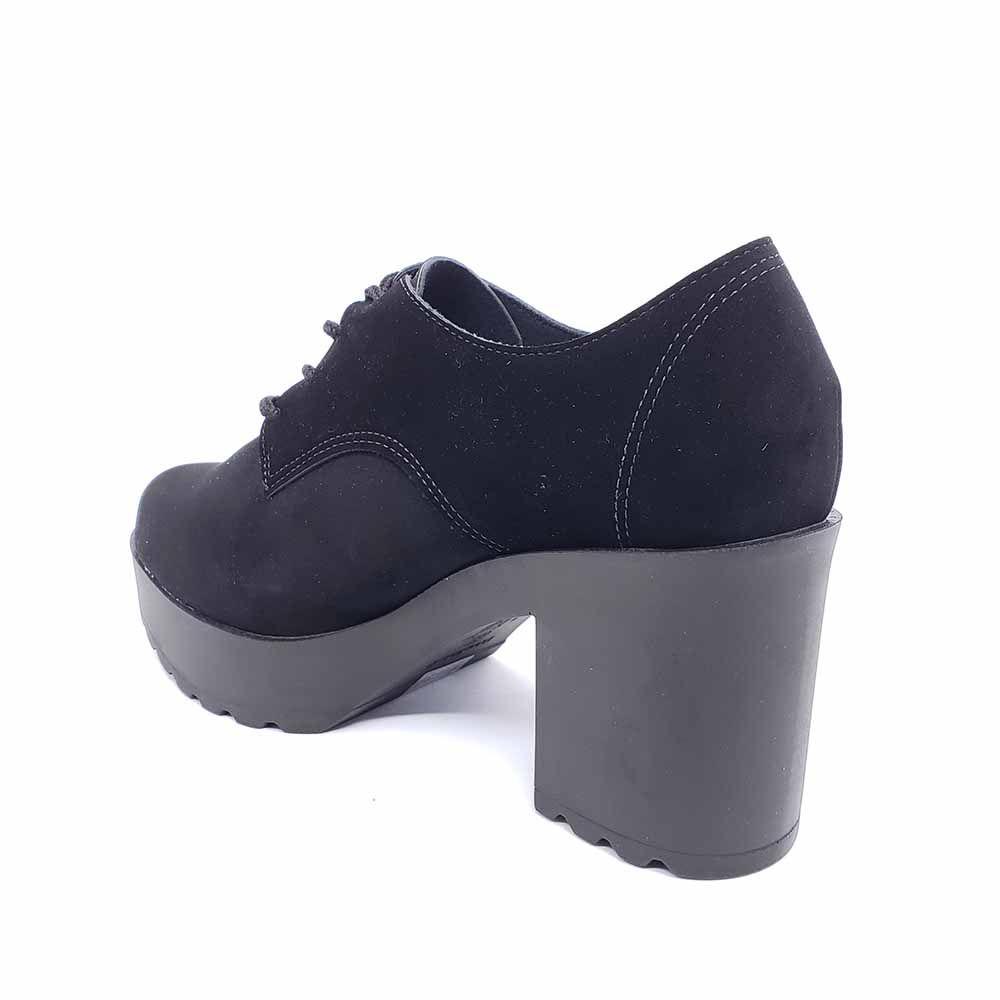 Sapato Feminino Moleca  Salto Médio - 5647211