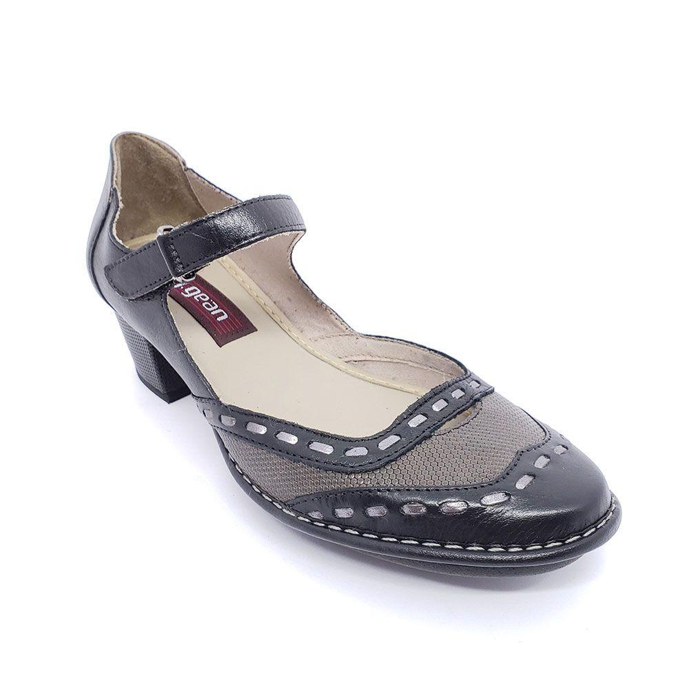 Sapato J Gean em Couro - EC0009
