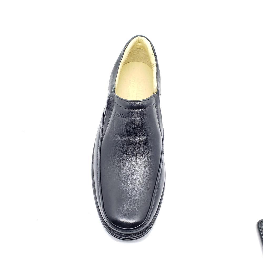 Sapato Masculino Em Couro Soft New Absolut Sollu 13802