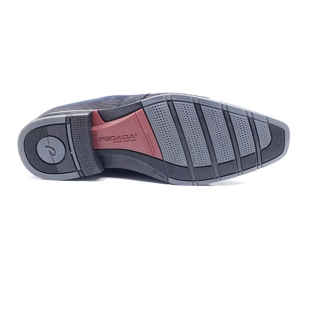 Sapato Masculino Social Pegada 125803