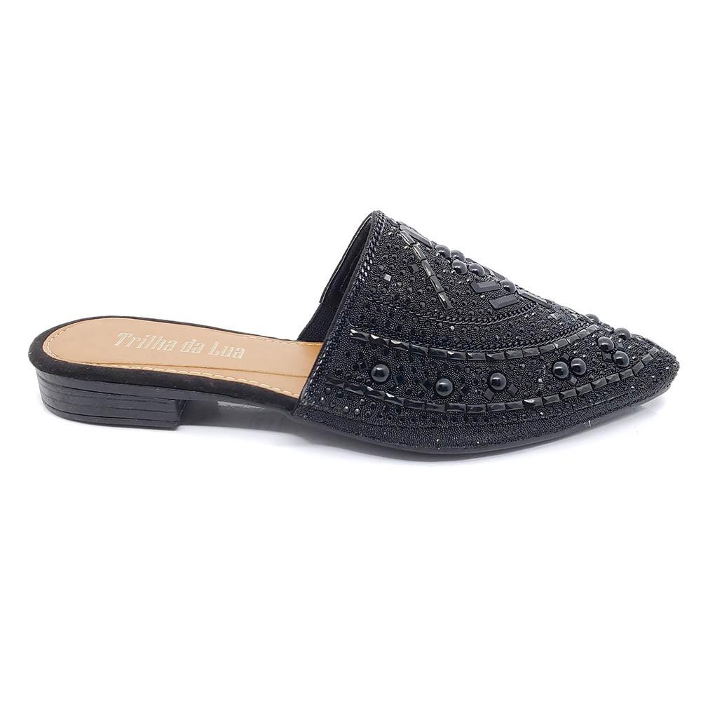 Sapato Mule Trilha da Lua SL2932